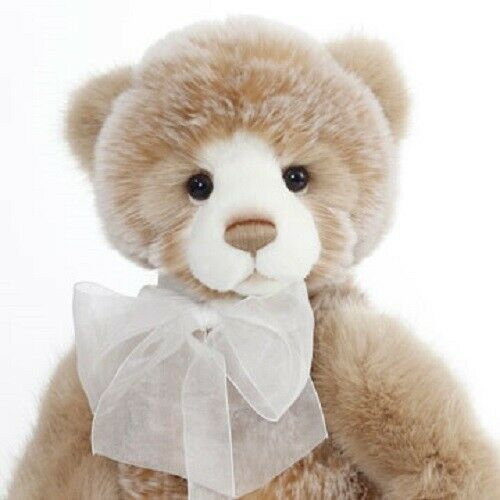 MICHELLE CB191920 Charlie Bears 19  Plush Teddy by Isabelle Lee 2019 - NEW