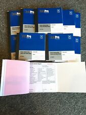 Tachpro Tachograph 50 Page Duplicate Vehicle Daily Check /& Defect Book 100202 x1