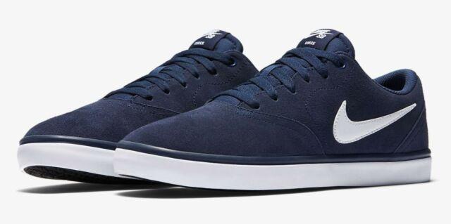 Nike SB Check trainers sneakers shoes 705265 006 uk 9 eu 44 us 10 NEW+BOX