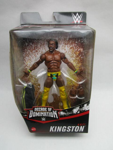 WWE Mattel Elite Action Figure - Kofi Kingston - Decade of Domination