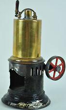 GBN Bing?  Stehende Dampfmaschine Vertikal Steam Machine Antik 1920-1930 07-E-DE