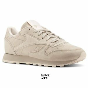 reebok classic leather beige