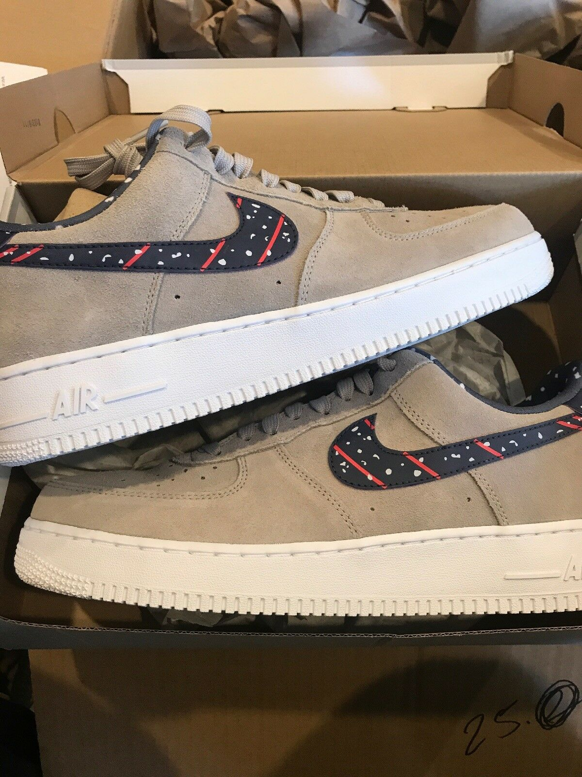 Nike Air Force 1 One Low MOON LANDING Men's shoes Size 12