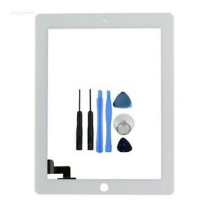 New-Replacement-Digitizer-Touch-Screen-Glass-Display-for-iPad-4-White-4G-4th-Gen