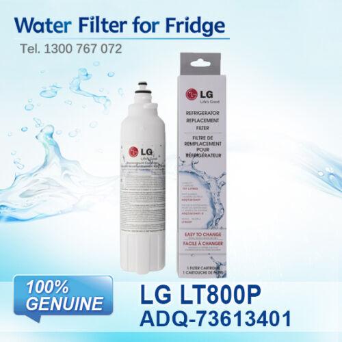 LG  FRIDGE FILTER ADQ73613401 LT800P   FOR GF-5D712SL   GENUINE LG  PART