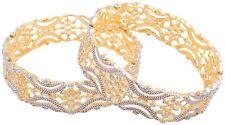 Bridal Gold Plated Traditional Fashion Indian Bollywood Bangles Bracelet Set G95