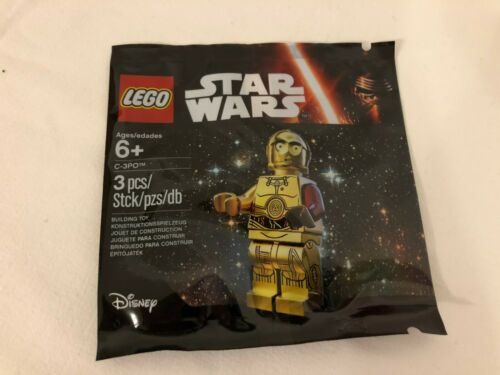 LEGO 5002948 Star Wars C-3PO roter red Arm Polybag NEU NEW