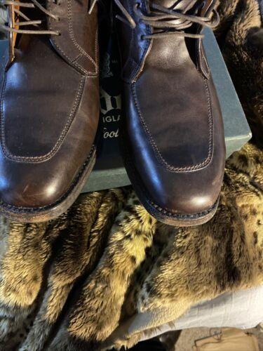 alden shoes 9.5D Style #75009