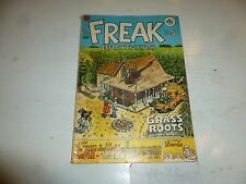 FABULOUS FURRY FREAK BROTHERS Comic - No 5 - Date 1977 - Ripp Off Press
