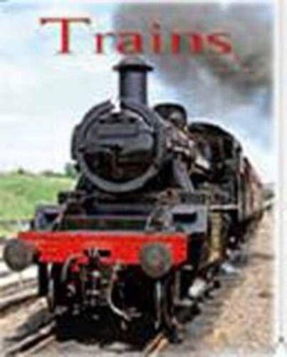 1 of 1 - Trains: Pocket Book