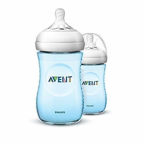 Philips Avent Natural Feeding Bottle,2-Pack