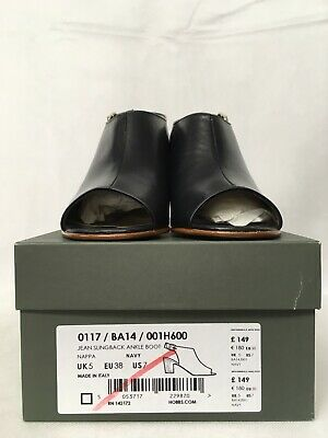Various Sizes RRP £159. Hobbs Carys Nubuck Grey Ankle Boots