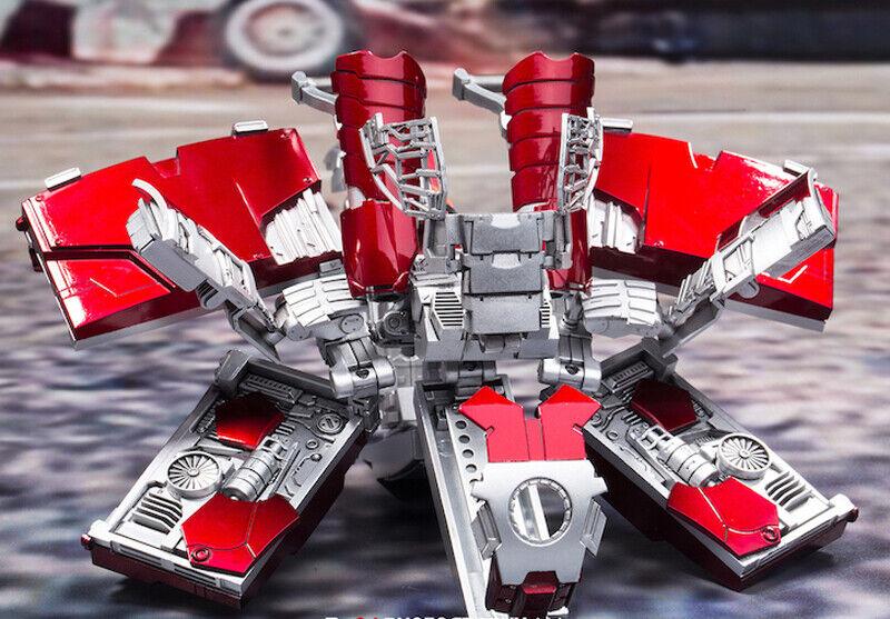 Maleta De Iron Man tysJuguetes 1 6 Caja blindado Accesorio de escena explosivo ver.