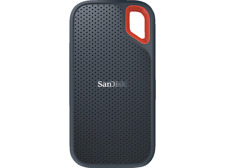Artikelbild SANDISK Extreme Portable SSD 1 TB 2.5 Zoll Festplatte Grau Rot NEU OVP