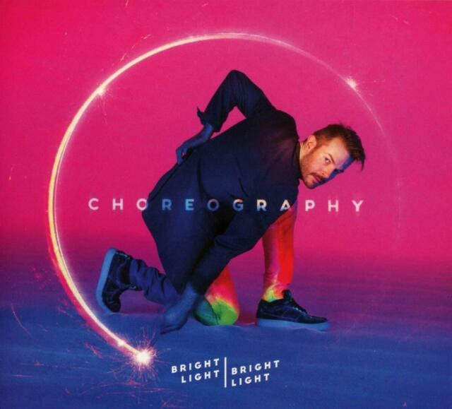 Bright Light Choreography 2016 12-track CD Álbum Digipak Nuevo/Sellado
