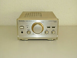 Technics-SE-CA01-Stereo-Verstaerker-voll-funktionsfaehig-2-Jahre-Garantie