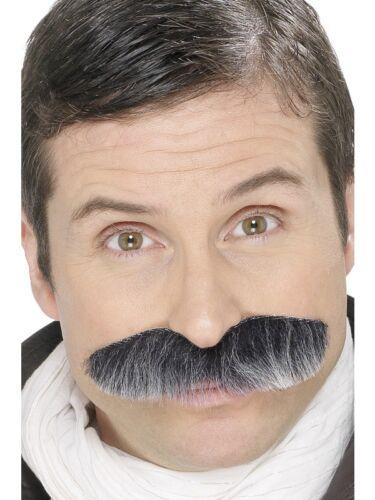 Plus épaisse Moustache Gris Phoque Moustache Entraîneur