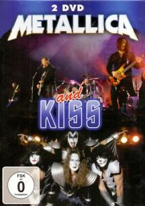 Metallica-and-Kiss-2-DVDs