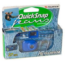 FUJIFILM QuickSnap Jeans  Disposable 35mm Film Camera Lomography - Exp 2006