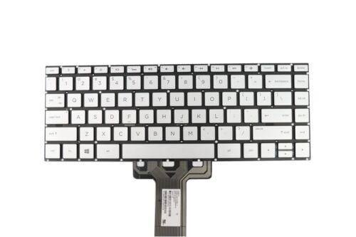 US New Pavilion X360 14-BA 14T-BA 14M-BA 14-BS For HP Keyboard Backlit
