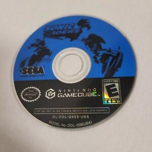 Sonic-Riders-Nintendo-GameCube-2006-Racing-Game-Disc-Only-SEGA