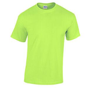 Neon Green Wholesale Blank Men 39 S T Shirt Casual Work Mens