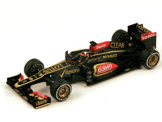 Spark Model 1 43 S3053 Lotus E21 F.1 Winner Australian GP 2013 Raikkonen NEW