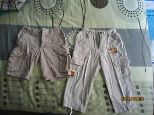 Toddler-Boy-Short-Long-Pants-2-pcs