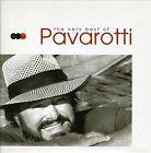 The Very Best of Pavarotti CD & DVD (CD, Oct-2009, Universal Distribution)
