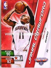 NBA adrenalyn xl 2011-Josh smith #256 Atlanta