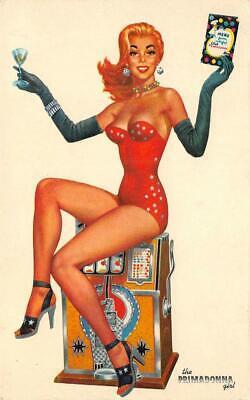 50s PinUp Slot Machine