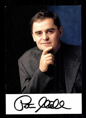 Autogramme & Autographen ZuverläSsig Peter Müller Autogrammkarte Original Signiert # Bc 94976 100% Original