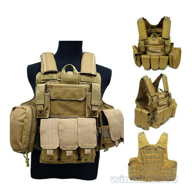Steel Body  Armor Vest Predection Airsoft Hunting Air Gun Fight Itme Good Quality  presenting all the latest high street fashion
