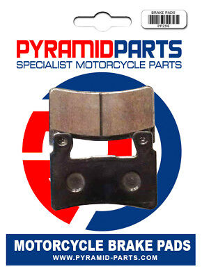 FLSTCI 1450 Heritage Softail Classic 2002 Sintered Motorcycle Front Brake Pads