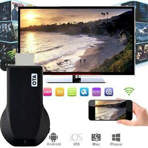 NEW-Miracast-Wifi-Display-HDMI-1080P-TV-Dongle-Receiver-Fit-Smartphone-Laptop-CP