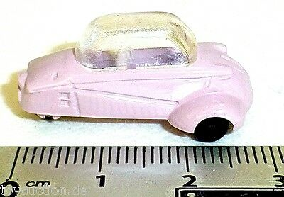 Special Section Kr200 Pink Old Pink Bubble Car Messerschmitt Imu 1:87 H0 Ha2 Å Aesthetic Appearance Cars Automotive