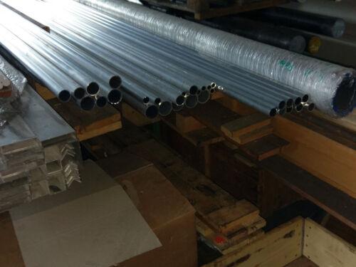 Rohr Ø 40 x 5 mm *Länge bitte auswählen* Alurohr  Aluminiumrohr Alu