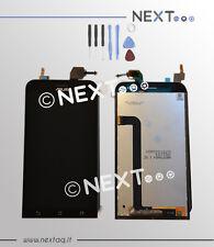 Schermo Display Touch screen Vetro Asus Zenfone 2 Laser Z00ED kit riparazione