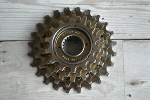 Vintage-Atom-77-Gold-Colour-5-Speed-Freewheel-14-16-18-21-24T-Screw-On