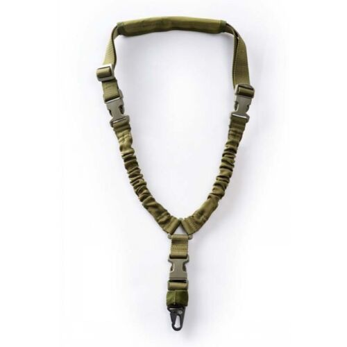Outdoor Adjustable Single Point Rope Airsoft Hunting Rifle Sling Supplies Hot J