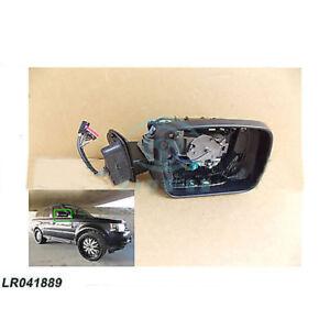 RH Mirror Retaining Ring Exterior For LR Range Rover 2003-04 OE CRI000020PUY