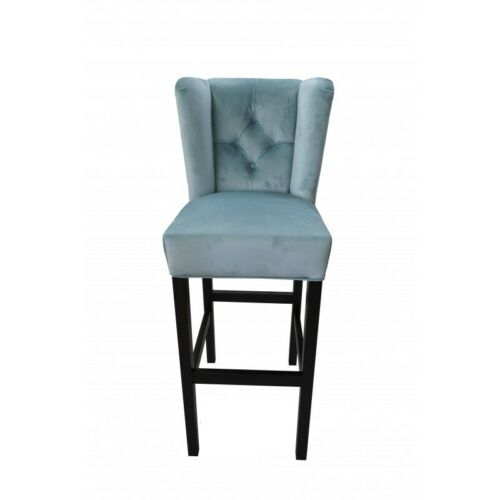 Bar Stool 4er Set Design Bar Stools Bar Stool Fabric Bar Chairs Velvet