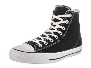 c026565b62ac74 New Men s Converse CTAS Pro Hi All Star 155751C Black White Size 12 ...