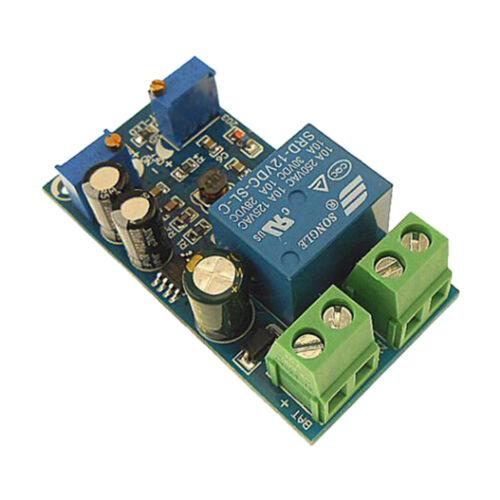 1pc 12V 10A Ladegerät Batterieladesteuergerät Überladeschutz