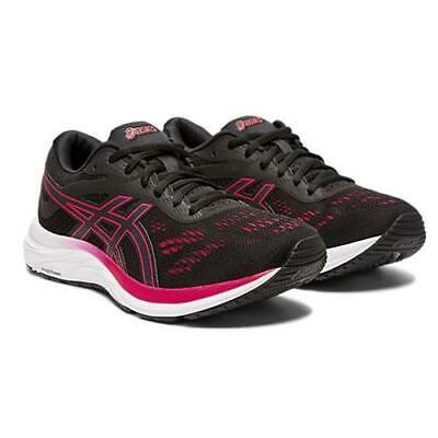 Scarpe da running corsa donna ASICS Excite 6 tela nero e rosa 1012A150 003 | eBay