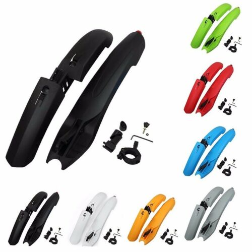 Mountain Bike Cycling Tire Fender Road Front Rear Mud Guard Mudguard 6Color