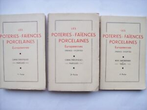 Details About Livre Porcelaine Ceramique Faience Europe Ceramics Etranger Marques