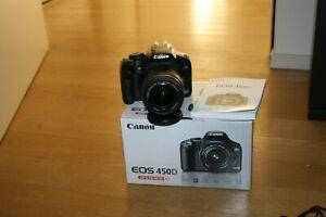 Fotocamera-Canon-EOS-450D-reflex-digitale-obiettivo-18-55-IS-22-000-scatti