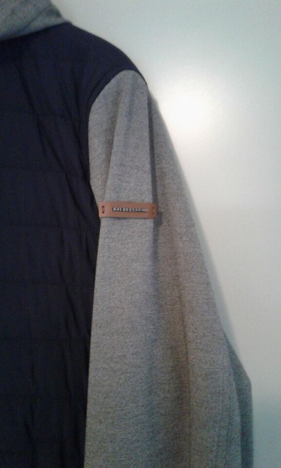 Jakke, str. XL, Baldessarini, Blå grå, Ubrugt