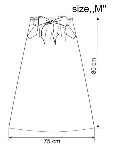 avec Ceinture noire motif brodée 71533 Ivko floral à florale ceinture pqT4qI